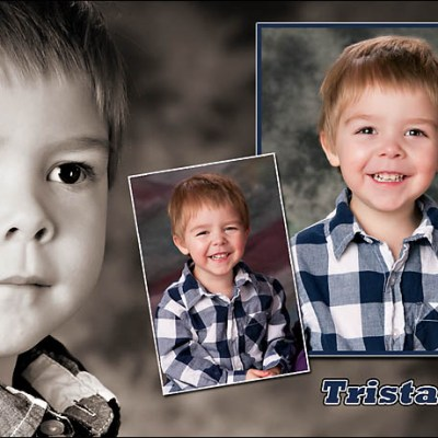 Tristan's Birthday Club Magnet – Madison South Dakota Children's Photography