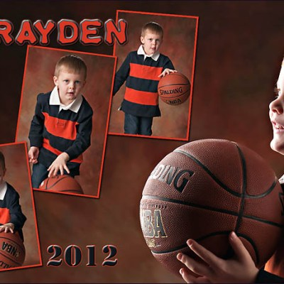 Brayden's Birthday Club Magnet – 5 yr Edition