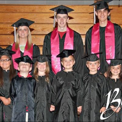 Rutland Kindergarten Graduation on Friday Afternoon