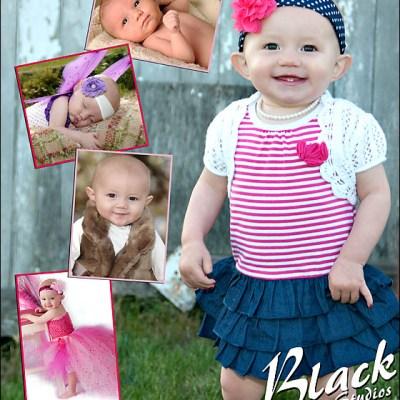 Gabrielle's Baby Plan Panel – Rutland South Dakota Baby Photography