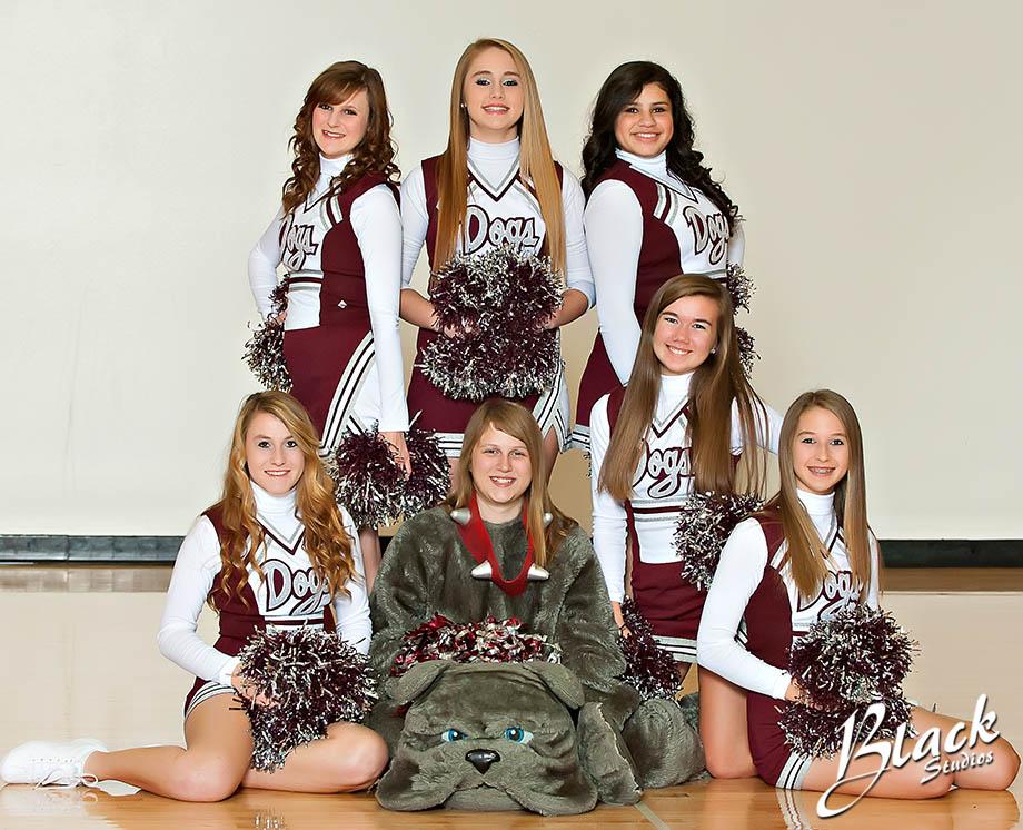 01-03 Bulldogs Cheer