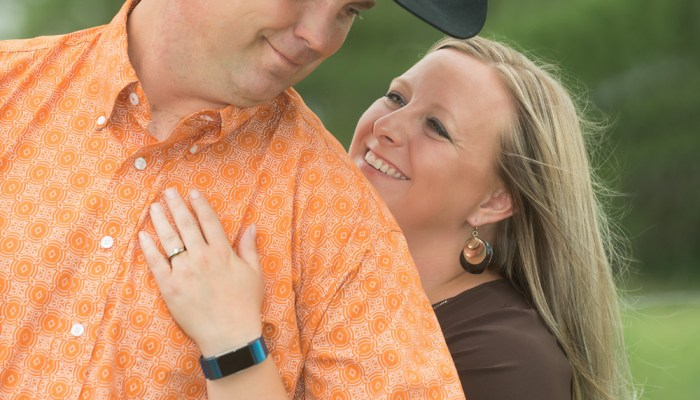 Branden and Lindsey Engagement Sneak Peeks