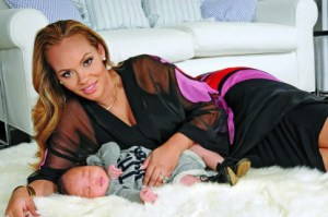 Evelyn Lozada baby Leo