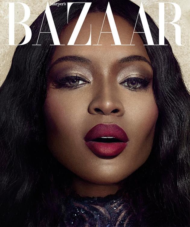 Naomi Campbell for Harper's Bazaar Vietnam