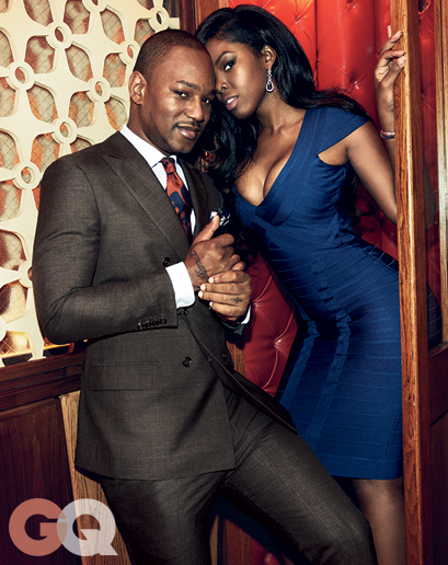 Camron and Juju for GQ