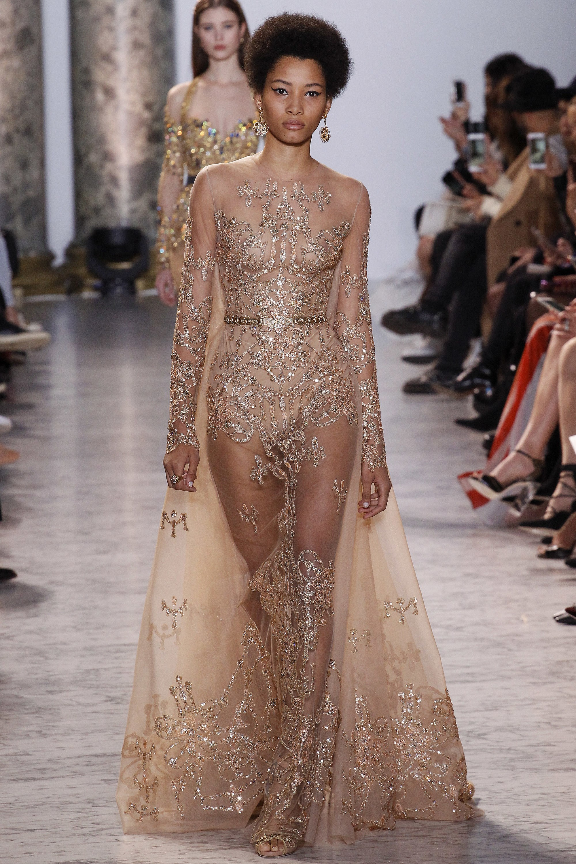 Montero in Elie Saab Collection