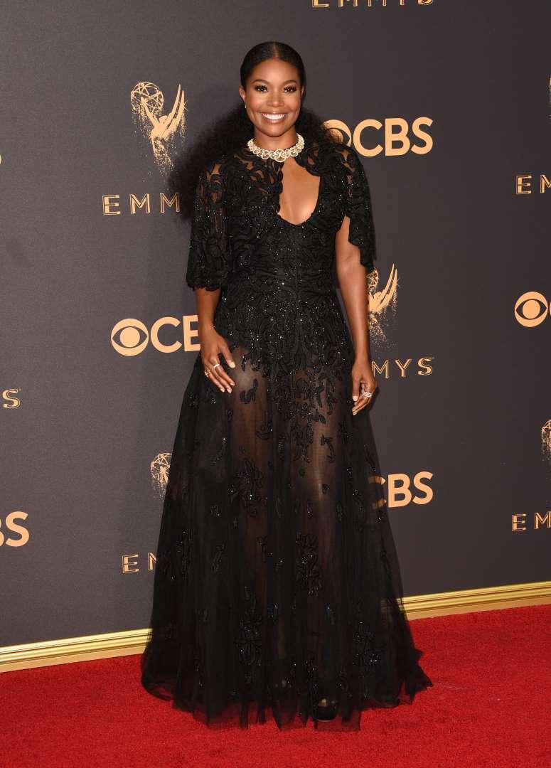 Gabrielle Union Emmy Awards 2017