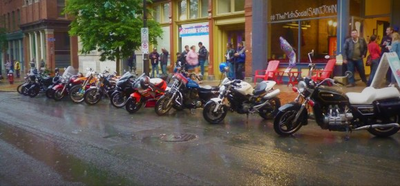 The Moto Social Saint John, NB