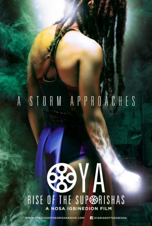 Oya - Rise of the Orishas - poster