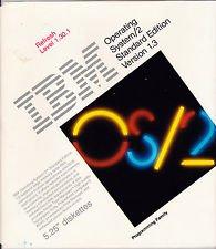 IBM OS2 v1.3