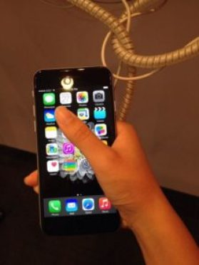 big screen iphone