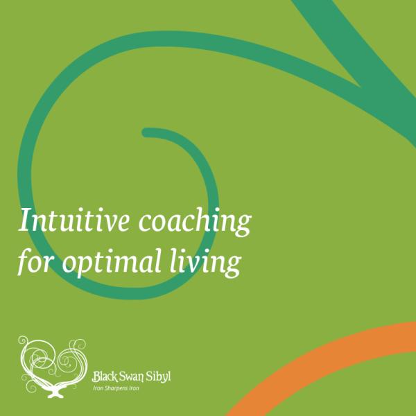Black Swan Sibyl ~ Intuitive Coaching