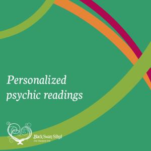 Black Swan Sibyl ~ Psychic Readings
