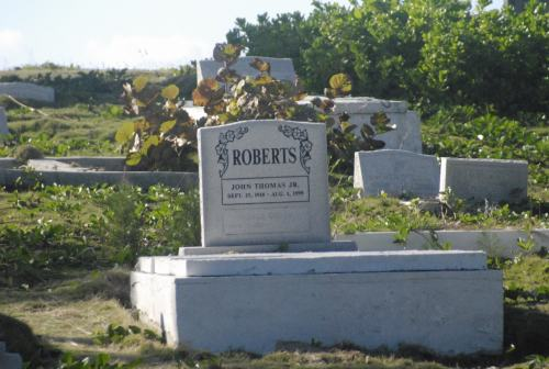 Roberts Family Grave