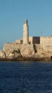 Morro Castle in Havaan Cuba