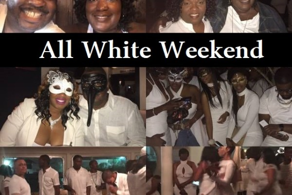 All White Weekend