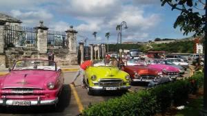 Classic Cars in Cuba!
