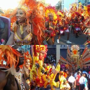 Junkanoo Parade Troupe