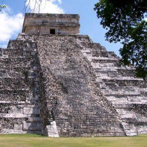 Cancun Mayan Ruins