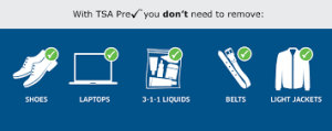 Benefits of TSA Precheck verses Clear