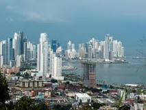 Downtown Panama City, Panama