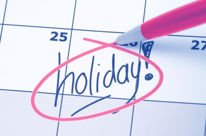 Holiday Travel Planning