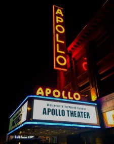 The production will be presented at Harlem's historic Apollo Theater
