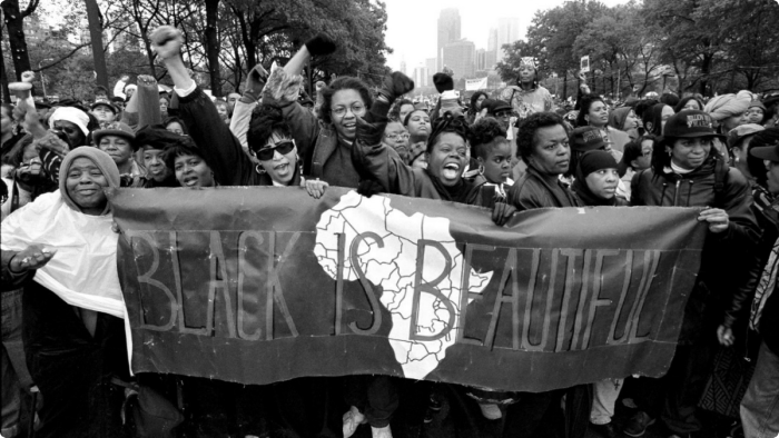 Black Is Beautiful: The 1997 Million Woman March