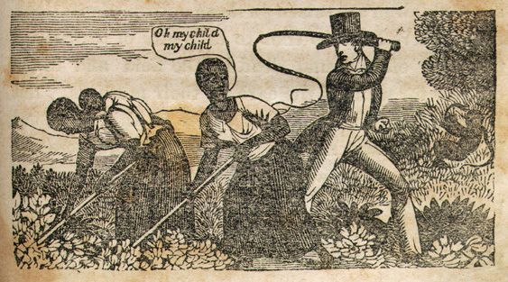 Trade Modern Slave America