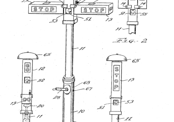 Today In 1923, Garrett Morgan Patented The Traffic Signal