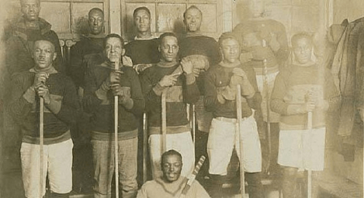 """Did You Know The """"Colored Hockey League"""" Formed 22-Years Before the National Hockey League?"""