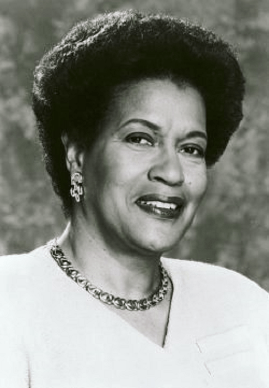 myrlie evers williams first woman to lead nation 39 s oldest. Black Bedroom Furniture Sets. Home Design Ideas