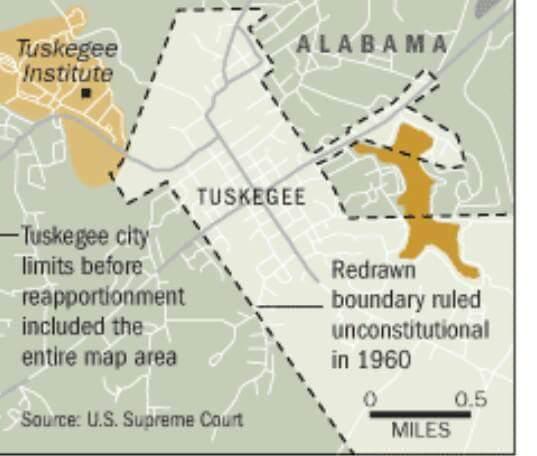 June 17 1957 The Tuskegee Boycott Began Black Then