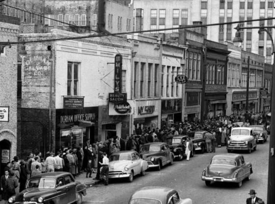 The downfall of Durham's historic Hayti - Sites@Duke
