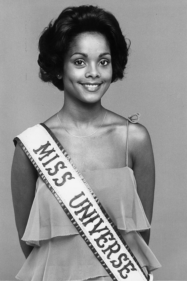 Janelle Commissiong Miss Trinidad y Tobago