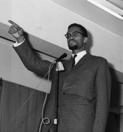 malcolm x last speech