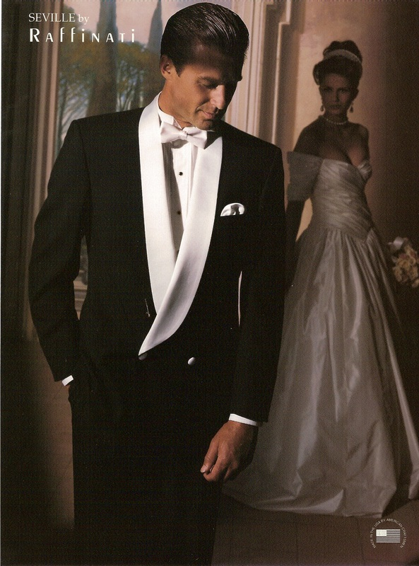 Black Tie Affair  Tuxedos