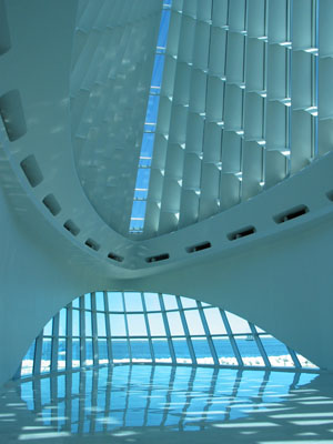 Windhover Hall Interior - Photo By Tim Schaver