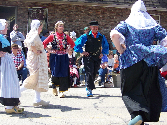 Authentic Dutch Street Dancing