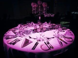 Wedding Up Lighting Services In Michigan Disc Jockey