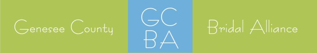 Genesee County Bridal Alliance Logo