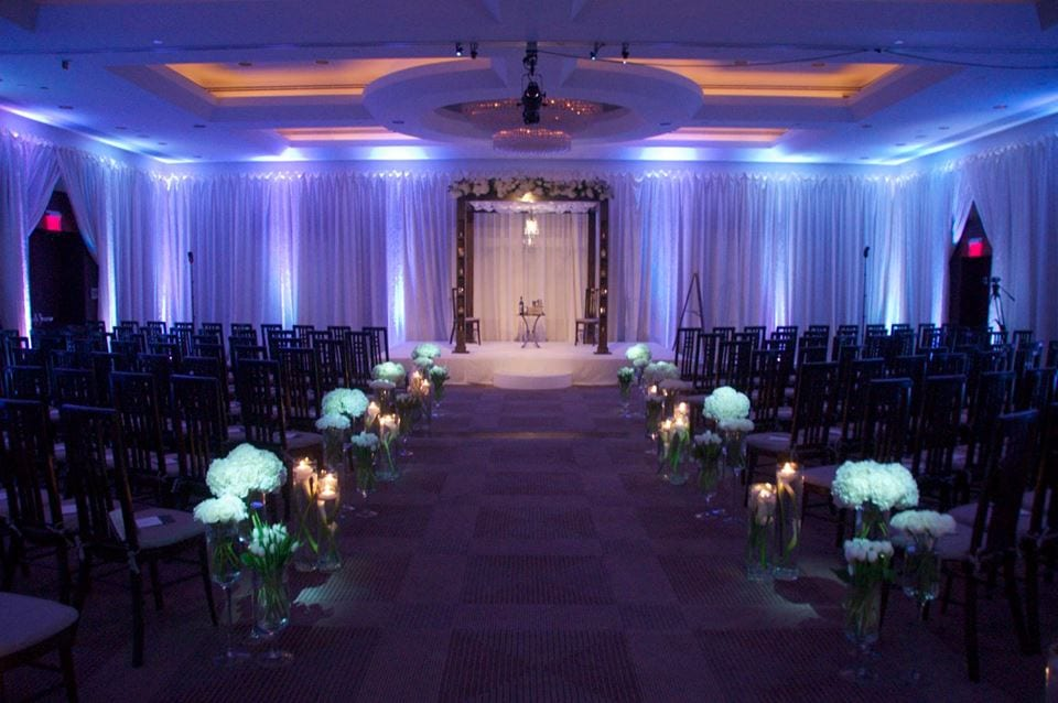 Top Reasons to Choose Up-Lighting for Your Wedding