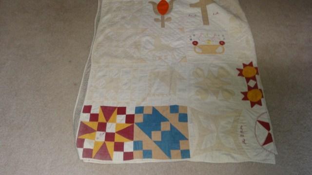 Bradaigh's quilt 2 4