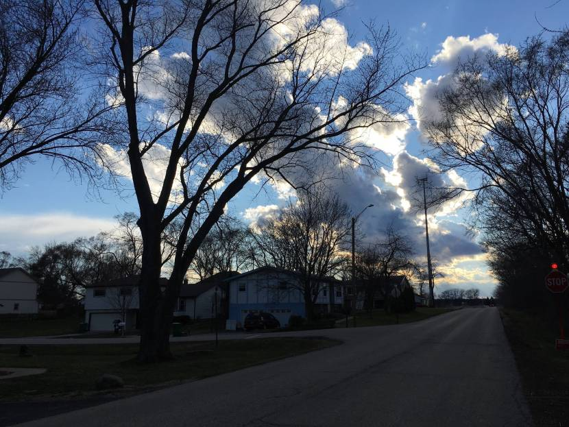 Clouds 2016 - 1
