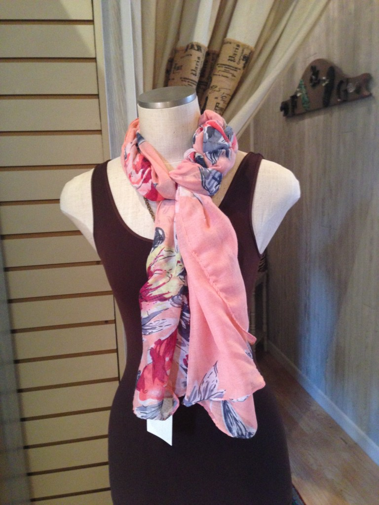 Scarf style - 5