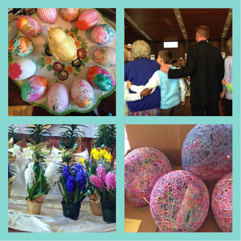 Eastercollage