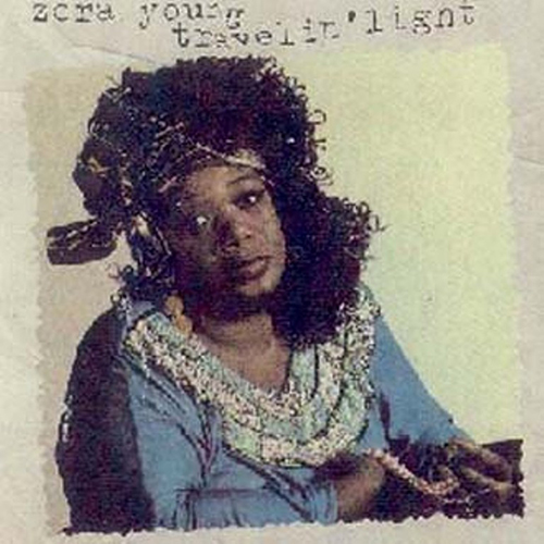 Black to the Music - 1991 - Zora Young - TRAVELIN' LIGHT
