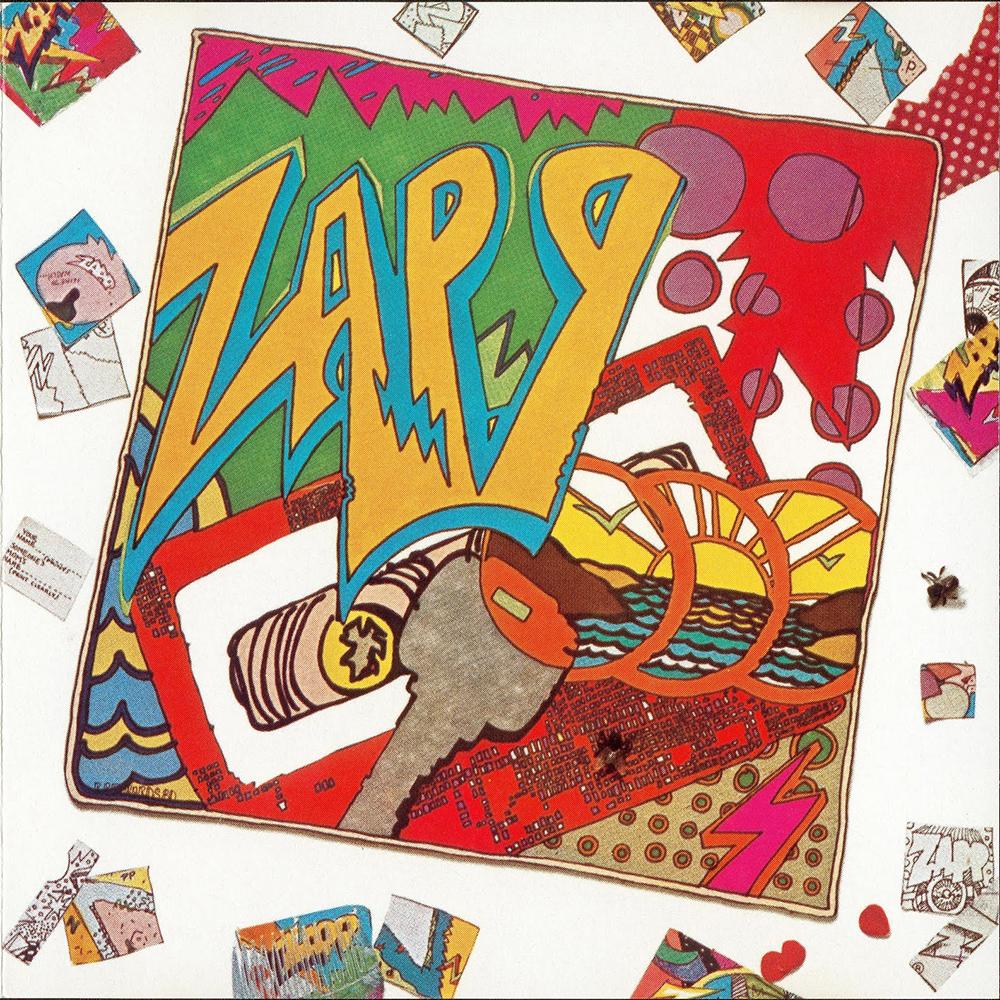 Black to the Music - 01 Zapp (1980) - Zapp
