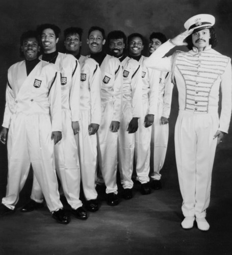 Black to the Music - 03 Zapp