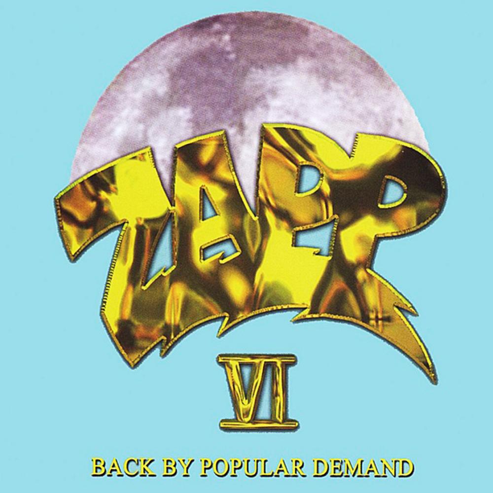 Black to the Music - 06 Zapp (2002) - Zapp VI Back By Popular Demand
